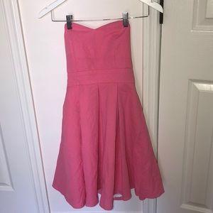 Lauren James Pink Dress